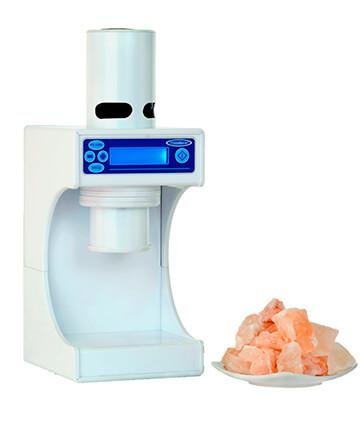 оборудование для соляной комнаты